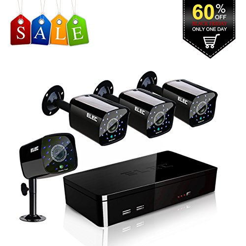 ELEC Security Weatherproof Surveillance Detection product image