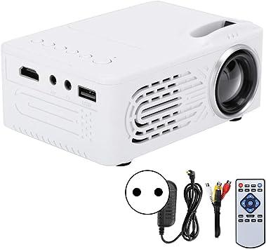 Opinión sobre AMONIDA Proyector LED, LED Ligero(White, European regulations)