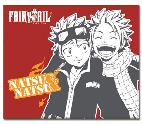 Great Eastern Entertainment Fairy Tail S3 Natsu & Natsu Throw Blanket