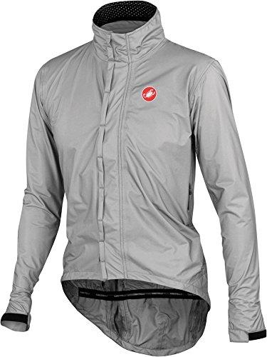 Castelli Pocket Liner Jacket, Anthracite, Small (Furniture Outdoor De Castelli)