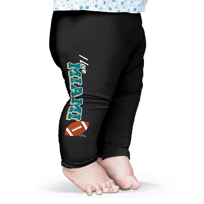 Amazon.com: Twisted Envy I Love Miami Baby novedad Leggings ...