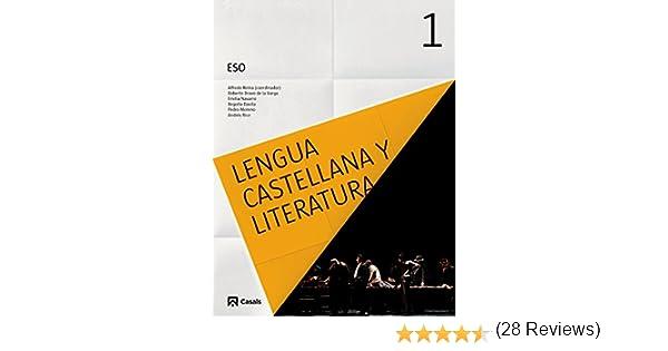 Lengua castellana y Literatura 1 ESO 2015 - 9788421854877: Amazon ...