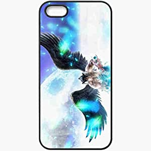 Personalized iPhone 5 5S Cell phone Case/Cover Skin Tekken 6 Black