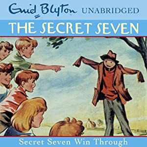 Secret Seven Win Through Audiobook