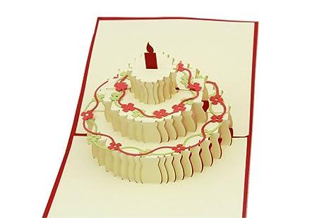 Awe Inspiring Isharecards Handmade 3D Pop Up Birthday Cards Creative Greeting Funny Birthday Cards Online Alyptdamsfinfo