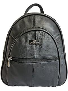 64660fac4d Leather Backpacks Handbags - Real Leather Rucksacks Small Medium Size -  Designer…