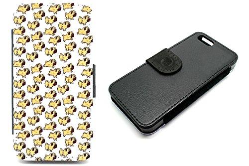 "iPhone 6/Schutzhülle, Motiv ""cute Pug life, love-Design"