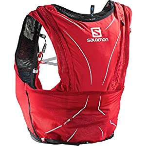 Salomon ADV Skin 12L Set Hydration Vest Matador/Black, M/L