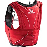 Salomon Salomon ADV SKIN 12 SET Sports Water Bottles, Matador/Black, X-Small/Small
