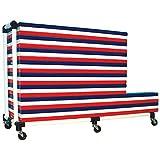 Mat Mover & Storage Cart