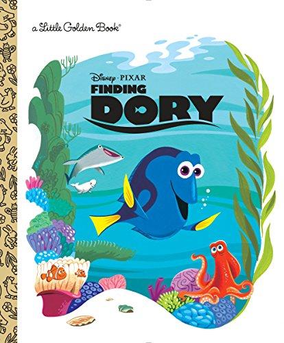 Finding Dory Little Golden Book (Disney/Pixar Finding Dory)