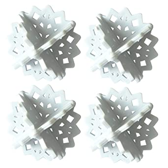 SHSH 4 piezas de productos de limpieza para lavadoras caseras o ...