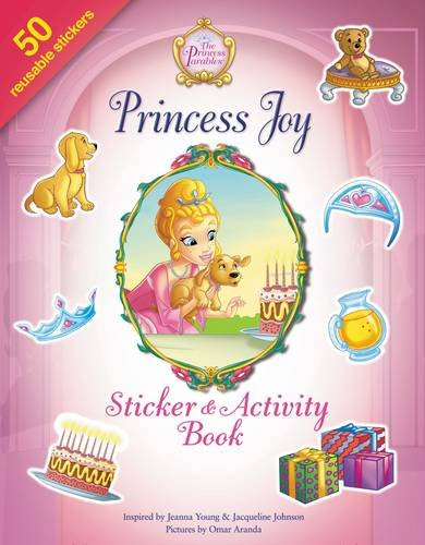 Princess Joy Sticker and Activity Book (The Princess Parables)