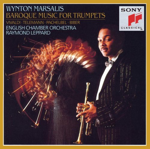 Baroque Music for Trumpets Wynton Marsalis Trumpet Cd's Trumpet Music Online