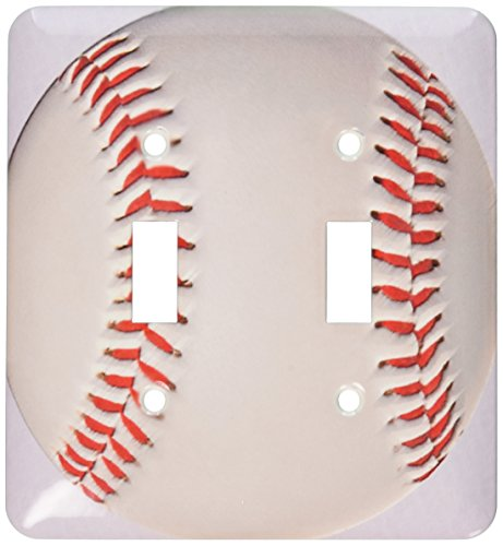 3dRose lsp_50319_2 Baseball Champ Toggle switch
