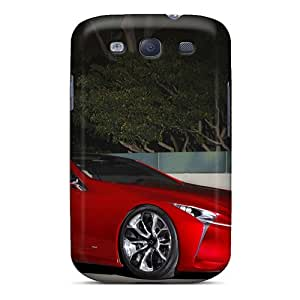 Galaxy High Quality Tpu Case/ Lexus Three Sixty Forged WlGAb5497aKMUk Case Cover For Galaxy S3
