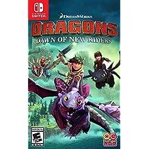 Dragons: Dawn Of New Riders Nintendo Switch - Standard Edition - Nintendo Switch