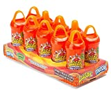 Lucas Muecas Mango Flavored Lollipop W/Chili Powder Mexican Candy 10Piece