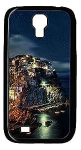 Samsung Galaxy S4 I9500 Cases & Covers - Italy Custom PC Soft Case Cover Protector for Samsung Galaxy S4 I9500 - Black