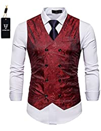 Men's Suit Vests | Amazon.com