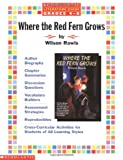 Where the Red Fern Grows, Scholastic, Inc. Staff and Wilson Rahls, 0590373579