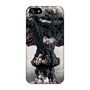 Shock-dirt Proof Atomic Bomb Cases Covers For Iphone 5/5s