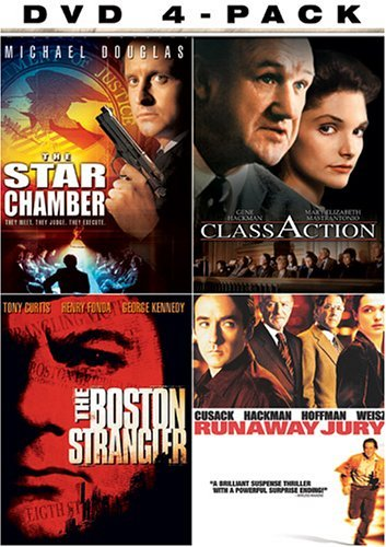 Class Action Pack - Courtroom Pack (Class Action / Runaway Jury / The Boston Strangler / Star Chamber)