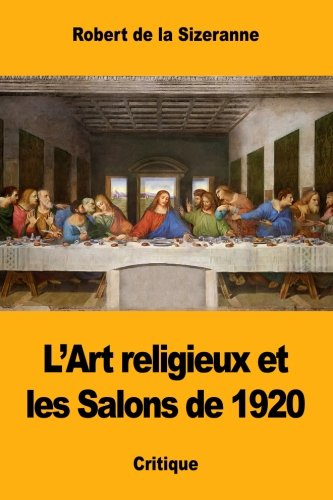 Download L'Art religieux et les Salons de 1920 (French Edition) ebook
