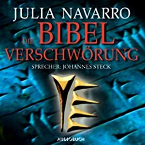 Die Bibel-Verschwörung Hörbuch
