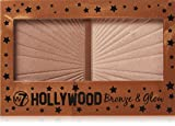 W7 Hollywood Bronze & Glow Duo Bronzer & Highlighter