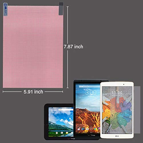 Insten Clear LCD Screen Protector Shield Guard Film Compatible with Apple iPad 1/2/3/4 with Retina Display/Air/Air 2