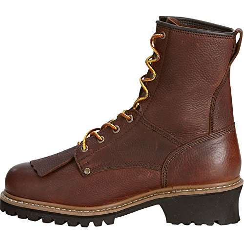 Gravel Gear 8in. Logger Boot (9) by Gravel Gear (Image #1)