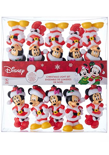 Minnie Mouse Outdoor Christmas Lights in US - 8