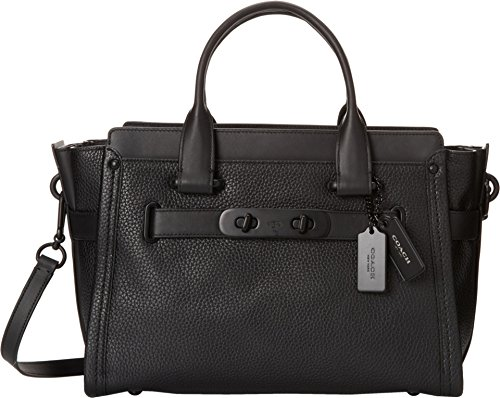 Coach Swagger Leather Womens Handbag