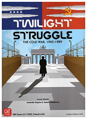 GMT Games Twilight Struggle Deluxe Edition ()