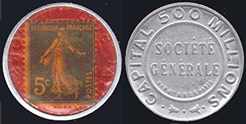 france-scott-159-5c-encased-sower-societe-general-unused-encased