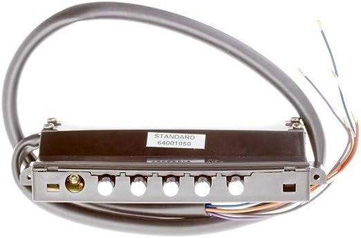 Recamania Botonera Campana extractora CATA NEBLIA600INOX, S700, V600A 15100031: Amazon.es