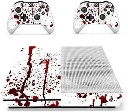 TOOGOO - Pegatinas de vinilo para consola Xbox One S + 2 ...