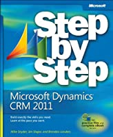Microsoft Dynamics CRM 2011 Step by Step Front Cover