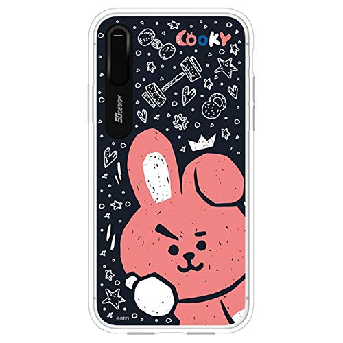 official photos 02629 edb7d Amazon.com: iPhone Xs Max Case, BTS BT21 Official Light Up Phone ...