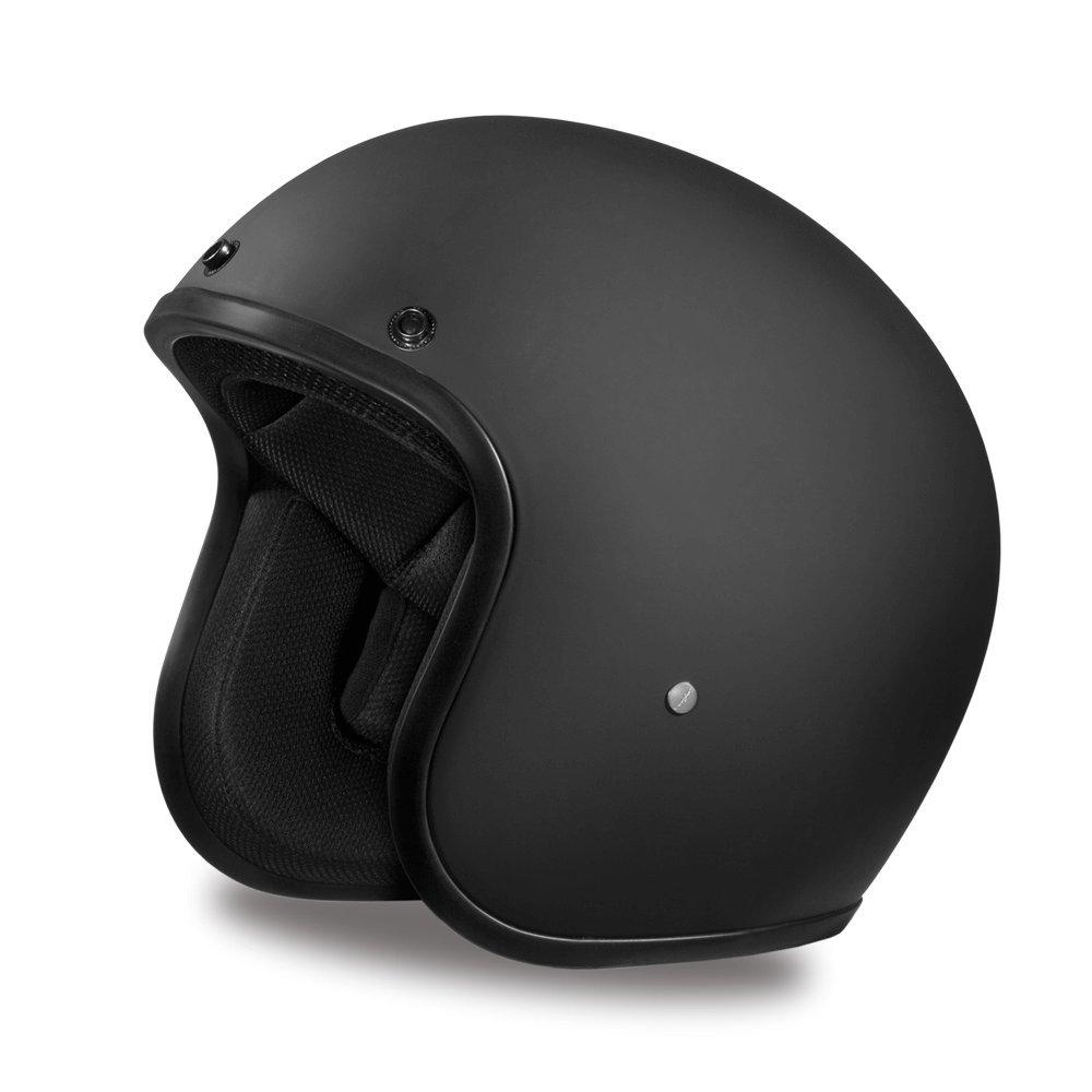 Daytona Cruiser Dull Black D.O.T Daytona Helmets