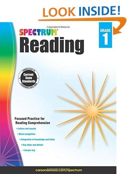Reading Comprehension Grade 1: Amazon.com