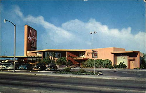 Street View of Hody's at 5242 Lakewood Blvd Lakewood, California Original Vintage - Lakewood Blvd