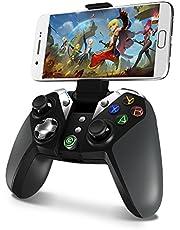 Wireless Bluetooth Game Controller, GameSir G4 Controller Gamepad for Android Phone/TV Box/Samsung Gear VR / Windows7, 8, 8.1, 10 / Oculus/Steam