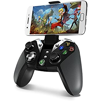 samsung tv game controller. MasTechBox GameSir G4 Wireless Bluetooth Game Controller, Controller Gamepad For Android Phone / Tablet Samsung Tv