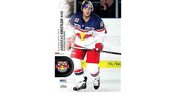 Amazoncom Ci Andreas Kristler Hockey Card 2015 16 Erste Bank