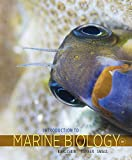 img - for Introduction to Marine Biology book / textbook / text book