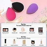 Makeup Sponges, Larbois 3-Pack Blender Beauty