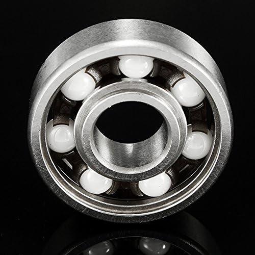 EsportsMJJ Roulement /À Billes en C/éramique De Remplacement 10Pcs 8X22X7mm pour Hand Spider Fidget