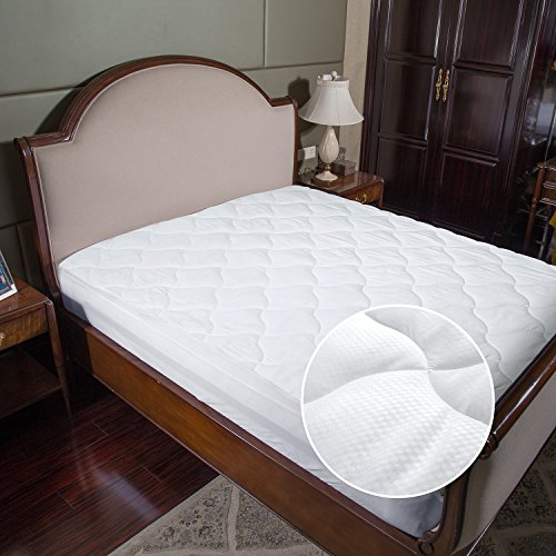 bedsure-embossed-hypoallergenic-antibacterial-breathable-overfilled-ultra-soft-microplush-mattress-p